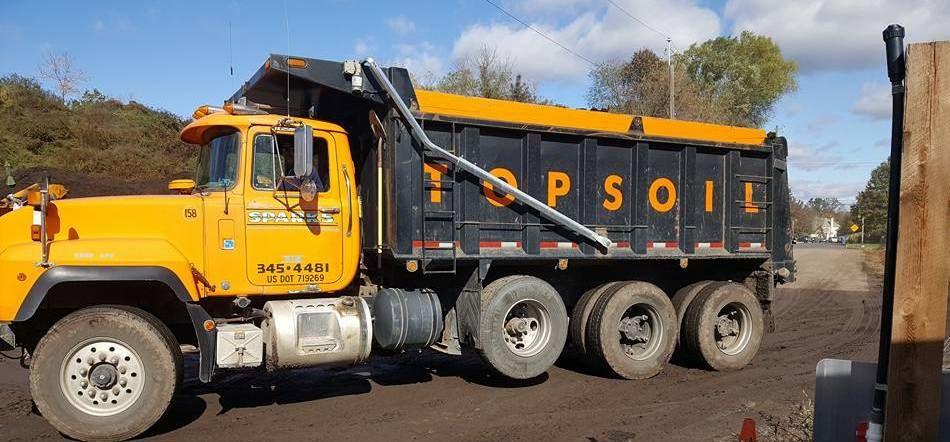 Topsoil Truck